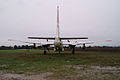 Lockheed P2V-5F Neptune Rear EASM 4Feb2010 (14404378098).jpg