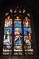 Lodève Saint-Fulcran cathedral stained glass window373.JPG