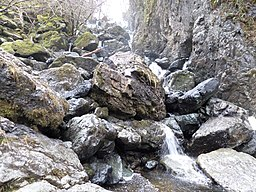 Lodore Falls, Watendlath Beck