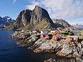 Lofoten Hamnoy Norwegen Norway (18167054108).jpg
