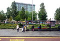 London-Woolwich, Woolwich New Rd - General Gordon Sq.jpg