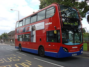 London Bus route 204.jpg