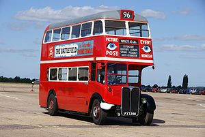 London Transport bus RT113 (FXT 288), 2010 North Weald bus rally.jpg
