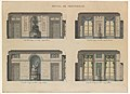 Longitudinal and Cross Sections of the Dining Rooms of the Hôtel de Montholon MET DP230570.jpg