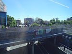 Looking out the left window on a trip from Union to Pearson, 2015 06 06 A (224) (17998542343).jpg