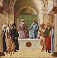 Lorenzo Costa - The Story of Susannah - The Elders as Judges - Walters 37476.jpg