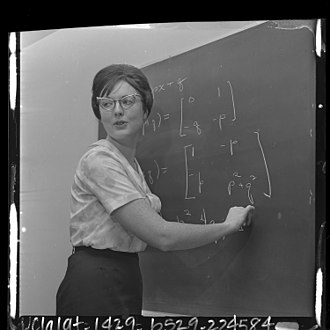 Lorraine Foster - Dr. Foster in 1964. (Photo from the Los Angeles Times Photographic Collection, UCLA Library Digital Collections)
