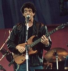 Lou Reed nel 1986
