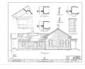 Louis Hammerschmidt House, 817 Charter Street, Monticello, Piatt County, IL HABS ILL,74-MONCEL,1- (sheet 3 of 4).png