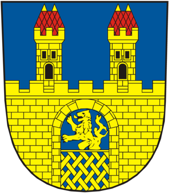 Lovosice - Image: Lovosice coat of arms