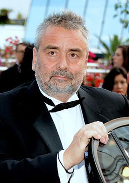 Luc Besson Cannes 2014