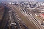 Luchtfoto ingang Botlekspoortunnel.jpg