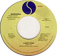Lucky Star by Madonna Side-A 7-inch U.S. vinyl.jpg