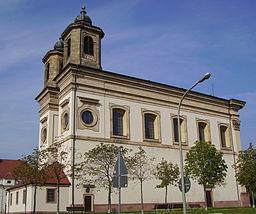 Ludwigshafen Oggersheim Wallfahrtskirche