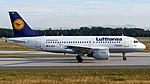 Lufthansa Airbus A319-100 (D-AILK) at Frankfurt Airport (2).jpg