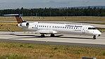 Lufthansa CityLine Canadair CRJ-900 (D-ACNO) at Frankfurt Airport.jpg