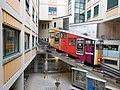 Lugano Città–Stazione funicular 01.jpg