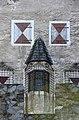 Lusenegg Lajen Detail 3 Westfassade.jpg