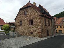 Luthers Elternhaus in Mansfeld (Quelle: Wikimedia)