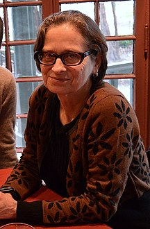 Lydia Davis at Kelly Writers House (cropped).jpg
