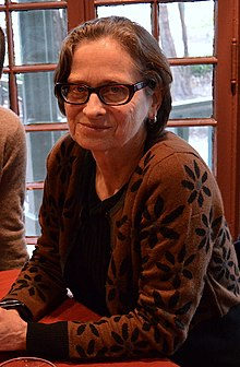 Lydia Davis at Kelly Writers House in 2017