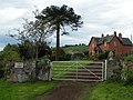Lynch Farm, west of Thorverton - geograph.org.uk - 1467315.jpg