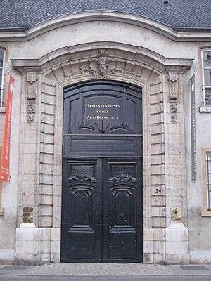 Museum of Textiles (Lyon) - Musée des Tissus et des Arts décoratifs