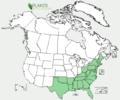 Lyonia ligustrina US-dist-map.png