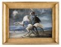 Måleri. Hästporträtt - Skoklosters slott - 87330.tif