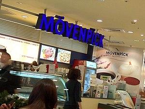 "Mövenpick Ice Cream - Mövenpick ""Boutique"" in Taiwan"