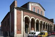 München Abtei St. Bonifaz (Kirche)