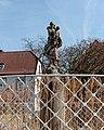 Münster, Aegidiikirchplatz, Marienfigur -- 2017 -- 9223.jpg