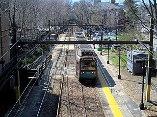 Brookline Hills station MBTA subway station