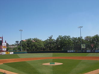 Florida State Seminoles baseball - Mike Martin Field