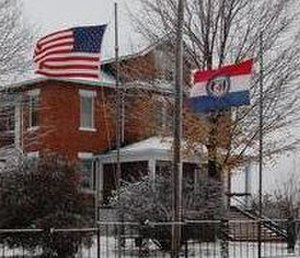 National Register of Historic Places listings in Ray County, Missouri - Image: MUSEUM SNOW