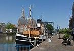 Maassluis, de Furie met de Groote Kerk RM26609 IMG 0511 2016-06-06 11.37.jpg