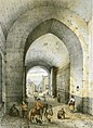 Maastricht, Tongersepoort (1857).jpg