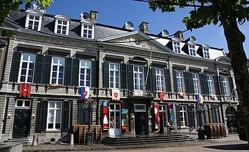 Maastricht - rijksmonument 27715 - Vrijthof 46 - theater 20100718