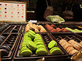 Macarons from Laduree, Paris, December 2010.jpg