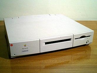 Macintosh Quadra - Image: Macintosh Quadra 610