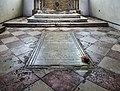 Madonna dell'Orto (Venice) - Tintoretto's tombe.jpg