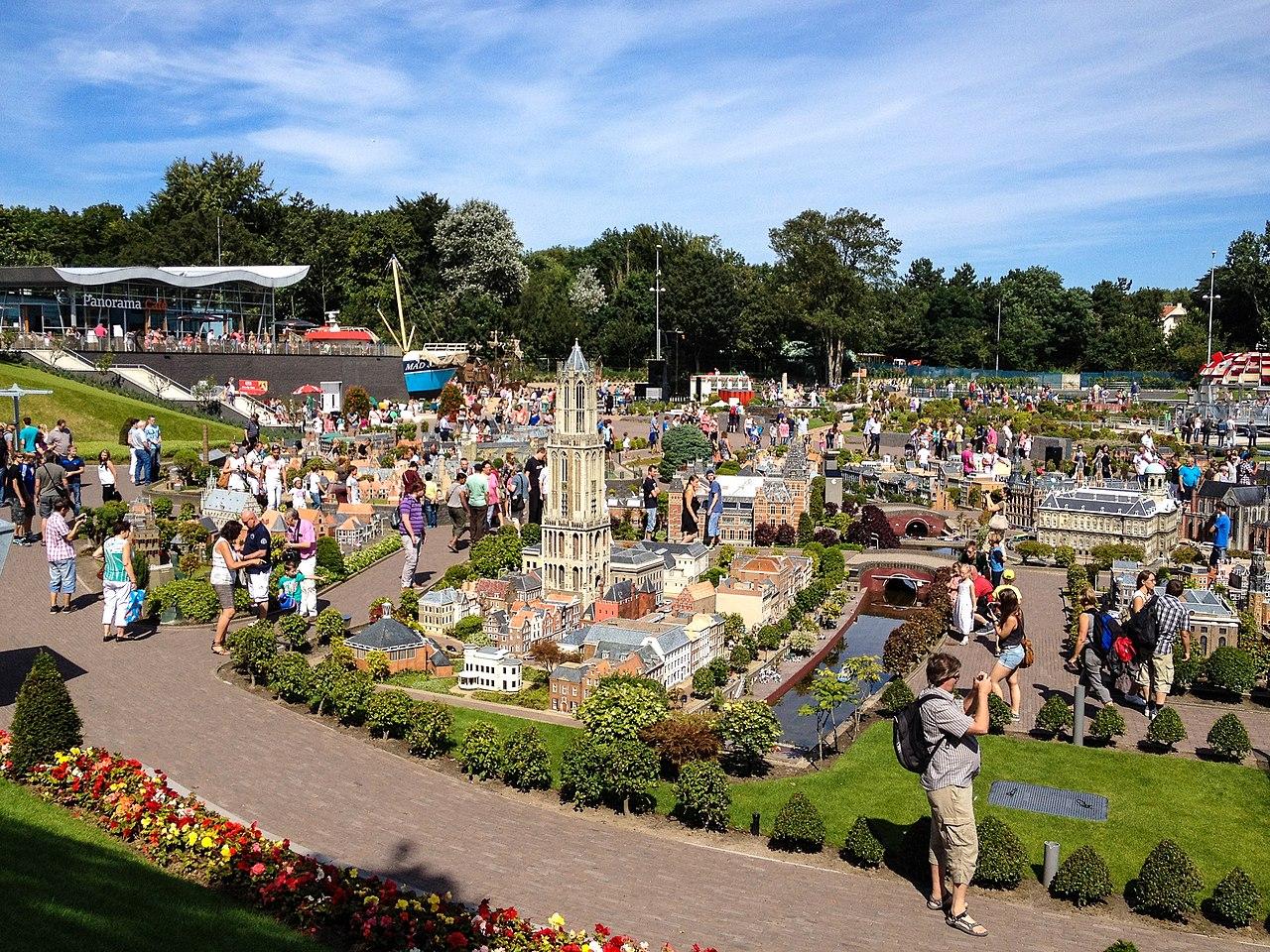 Madurodam Miniature Park