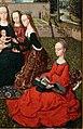 Maestro del fogliame ricamato, virgo inter virgines, 1480-1500 ca. 05.jpg