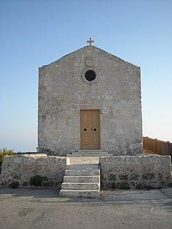 St. Mary Magdalene's Chapel at Dingli