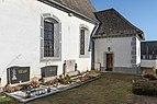 Magdalensberg Sankt Lorenzen Filialkirche hl. Laurentius Sakristei SW-Ansicht 11012019 5870.jpg