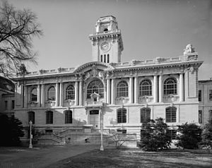 Alfred Thayer Mahan - The Mahan Hall at the United States Naval Academy is named for Mahan.
