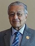 Махатхир Мохамад на 18-м саммите Движения неприсоединения (обрезано) .jpg