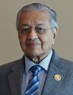 Mahathir Mohamad Malaysian politician, 4th and 7th Prime Minister of Malaysia
