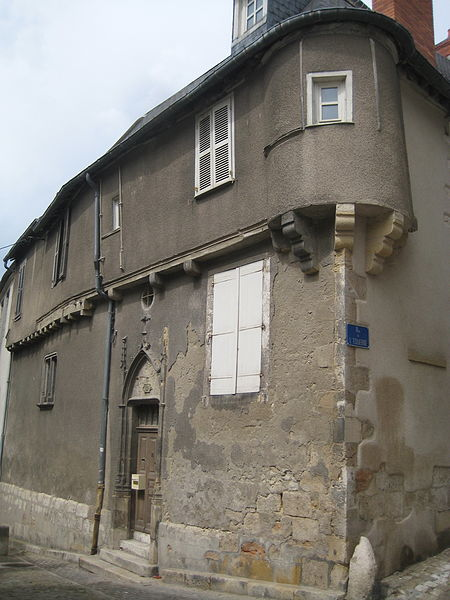 Maison 4 rue de Linières à Bourges