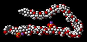 Maitotoxin - Image: Maitotoxin 3D vd W